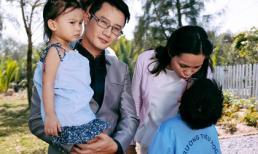 Ca sĩ Hoàng Bách đưa cả gia đình vào MV đón Tết