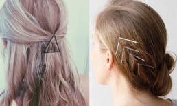 Những cách đơn giản tạo kiểu tóc đẹp trong vòng 1 phút