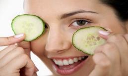 Những mẹo đơn giản cải thiện tình trạng mắt sưng