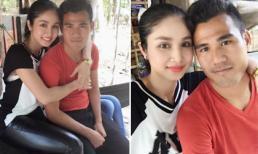 Vợ chồng Phan Thanh Bình tình cảm nồng nàn như ngày mới yêu