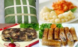 10 món ăn trong mâm cỗ Tết miền Bắc khiến bạn mê tít