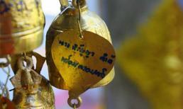 Chuông nguyện cầu ở Phrathat Doi Suthep