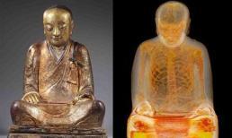 Phát hiện xác ướp nhà sư 1000 năm tuổi trong tượng Phật