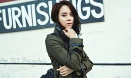 Song Ji Hyo khoe vẻ đẹp thanh lịch