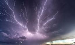 Thời tiết khắc nghiệt ở Mỹ cũng ấn tượng đến 'mê hồn'