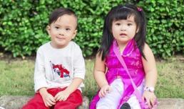 Jacky Minh Trí cực 'bảnh bao' bên công chúa nhỏ