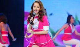Khánh Thi vẫn nhảy 'sung' trước nghi vấn mang bầu 5 tháng