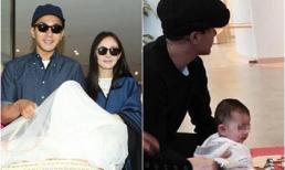 Dương Mịch lộ ảnh con gái sau tin đồn bất hòa với nhà chồng