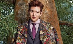 Ji Chang Wook nam tính và lịch lãm trên tạp chí