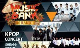 Siêu show Kpop Festival: Các nhóm nhạc sẽ đến Việt Nam sớm hơn dự định