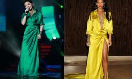 Tóc Tiên đụng hàng các ngôi sao nổi tiếng: Ai mặc đẹp hơn?