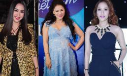 Điểm danh những bà bầu làm giám khảo của showbiz Việt