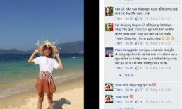 Phương Mỹ Chi khoe ảnh đi du lịch ở Nha Trang
