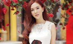 Hotgirl Kelly Nguyễn đẹp ngọt ngào trong bộ ảnh mới