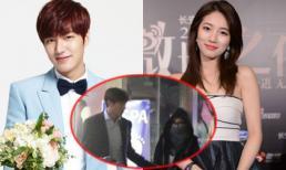 Công ty quản lý xác nhận Lee Min Ho hẹn hò Suzy