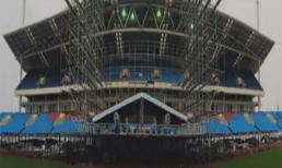 Music Bank Hà Nội 2015 lộ sân khấu hoành tráng