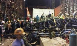 CẬP NHẬT: 17 người đã tử vong trong vụ sập giàn giáo tại Formosa
