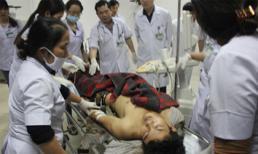 Bàng hoàng lời kể của nạn nhân sập giàn giáo ở Hà Tĩnh
