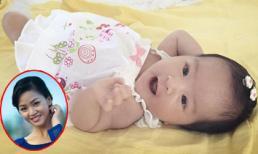 Phan Thị Lý khoe ảnh điệu đà của con gái