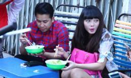 Lê Hoàng (The Men) đưa bạn gái đi ăn sau khi hoãn cưới