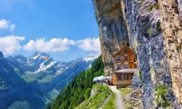 Mê mẩn với 10 khách sạn hấp dẫn nhất thế giới