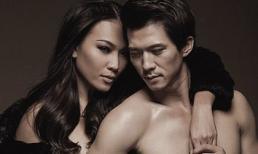 Diệu Huyền và Hà Việt Dũng 'dính như sam' trong bộ ảnh mới