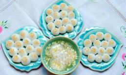 Bánh trôi bánh chay ngon cho Tết Hàn thực