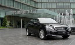Mercedes-Benz Việt Nam hợp tác cùng khách sạn JW Marriott Hà Nội