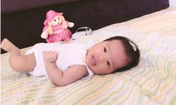 Ngắm con gái dễ thương của Phan Thị Lý