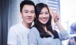 Dương Triệu Vũ tình tứ bên 'vợ' mới cưới