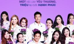 Harry Lu, Hồ Vĩnh Khoa, Ngọc Thảo,… chung tay mang nụ cười đến phụ nữ Việt