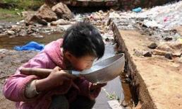 Những hình ảnh gây sốc về ô nhiễm môi trường ở Trung Quốc