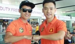 DK Team của Duy Khoa đại diện Việt Nam sang Thái Lan tranh tài