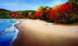 Những địa danh có phong cảnh mùa thu đẹp ngỡ ngàng