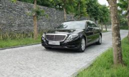 Mercedes-Benz Việt Nam bàn giao xe sang cho resort 5 sao Naman Retreat Hội An
