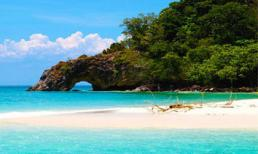 Khám phá 3 hòn đảo thiên đường tại Thái Lan