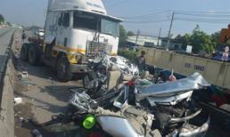Tai nạn thảm khốc khiến 5 người chết