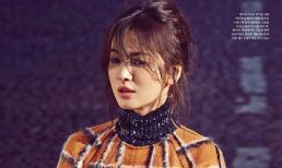 Song Hye Kyo đẹp hoàn hảo trên tạp chí Elle