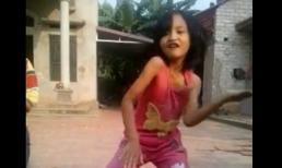 Bé gái nhảy 'cực sốc'