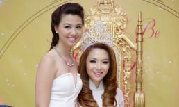 Nhan sắc em gái Hoa hậu Jennifer Chung không hề thua kém chị