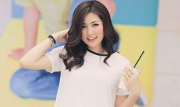 Á hậu Dương Tú Anh 'đốn tim' fan với vẻ đẹp như nữ sinh