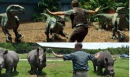 'Chết cười' với loạt ảnh hài hước nhái lại trong phim 'Jurassic World'