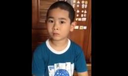 Cậu bé 5 tuổi tính nhẩm cực nhanh trong tích tắc