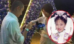 'Hạ Tử Vy' Mã Y Lợi xúc động khi lần đầu được chồng cầu hôn