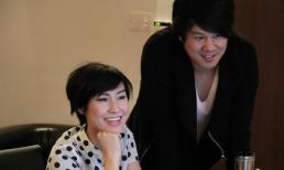 Dù vợ sắp sinh Thanh Bùi vẫn hết lòng giúp Kathy Uyên