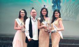 Nguyễn Siêu Quỳnh Chi giành ngôi vị Hoa hậu biển xanh Việt Nam toàn cầu 2015