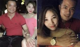 Quỳnh Thư tưng bừng đi chơi với tình mới