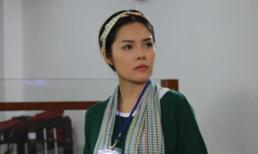 Dương Cẩm Lynh trở thành nhà thiết kế thời trang nhờ khăn rằn