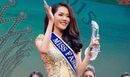 Siêu mẫu Thoại Tiên đạt danh hiệu 'Hoa hậu thời trang Quốc tế' 2015