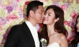 Hoa hậu Hồng Kông lên xe hoa với đại gia dù bị đồn 'yêu để moi tiền'